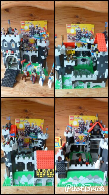 Black Knight's Castle, Lego 6086, Alex, Castle, Dortmund, Image 5