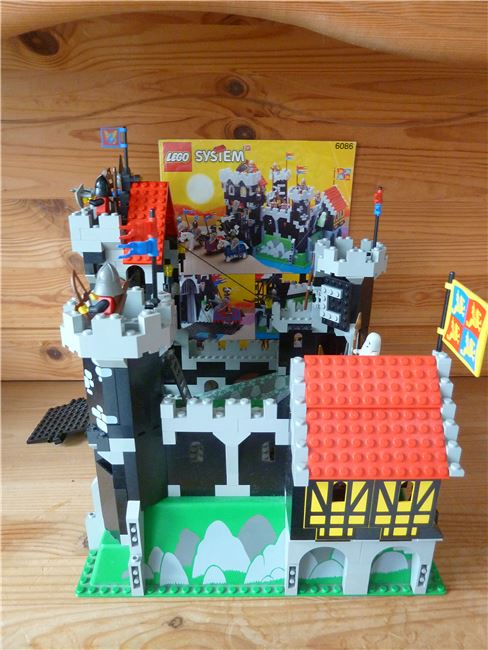 Black Knight's Castle, Lego 6086, Alex, Castle, Dortmund, Image 3