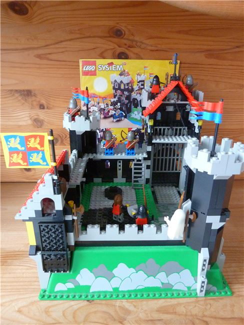 Black Knight's Castle, Lego 6086, Alex, Castle, Dortmund, Image 4