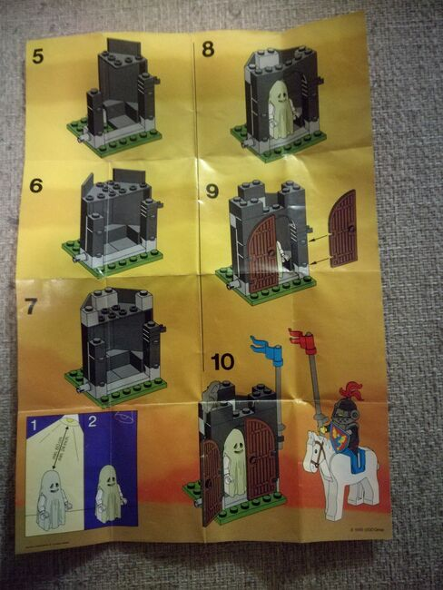 Black Monarch's Ghost, Lego 6034, Creations4you, Castle, Worcester, Image 4
