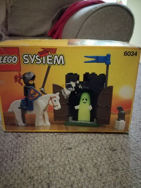 Black Monarch's Ghost, Lego 6034, Creations4you, Castle, Worcester, Image 2