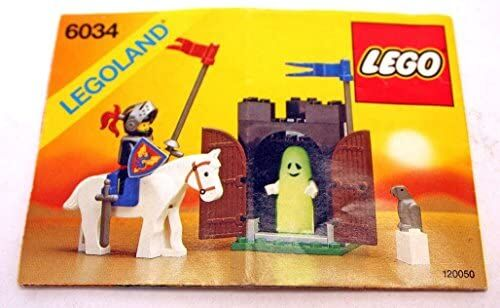 Black Monarch's Ghost, Lego 6034, Creations4you, Castle, Worcester
