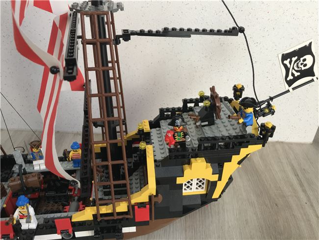 Black Seas Barracuda Lego set 6285, Lego 6285, Rob Bell, Pirates, Newcastle , Image 4