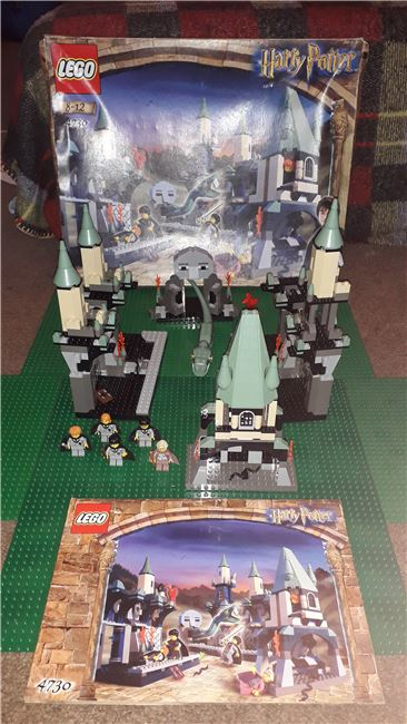 The Chamber of Secrets: Harry Potter, Lego 4730, OtterBricks, Harry Potter, Pontypridd