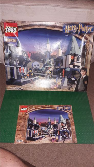 The Chamber of Secrets: Harry Potter, Lego 4730, OtterBricks, Harry Potter, Pontypridd, Image 4