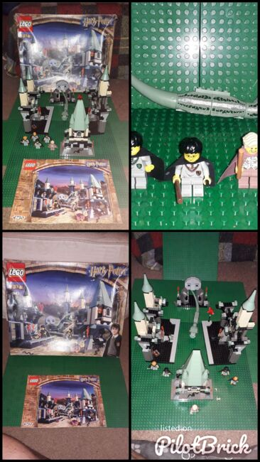 The Chamber of Secrets: Harry Potter, Lego 4730, OtterBricks, Harry Potter, Pontypridd, Image 6