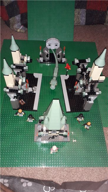 The Chamber of Secrets: Harry Potter, Lego 4730, OtterBricks, Harry Potter, Pontypridd, Image 2