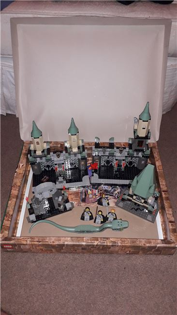 The Chamber of Secrets: Harry Potter, Lego 4730, OtterBricks, Harry Potter, Pontypridd, Image 5