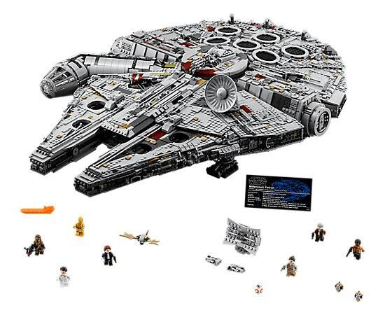 Collector's Ultimate Millennium Falcon - 75192, Lego 75192, Daniel, Star Wars, Highlands North, Image 2