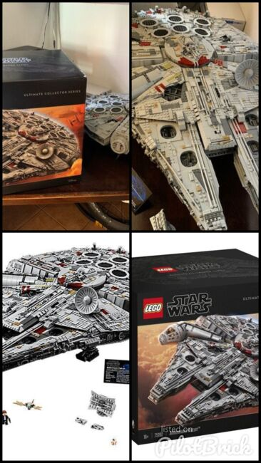 Collector's Ultimate Millennium Falcon - 75192, Lego 75192, Daniel, Star Wars, Highlands North, Image 6
