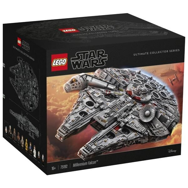 Collector's Ultimate Millennium Falcon - 75192, Lego 75192, Daniel, Star Wars, Highlands North, Image 5