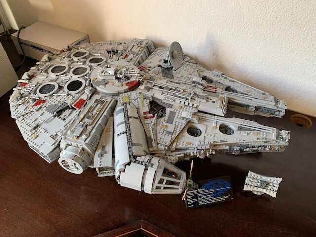 Collector's Ultimate Millennium Falcon - 75192, Lego 75192, Daniel, Star Wars, Highlands North, Image 4