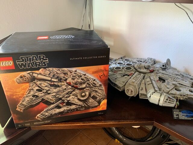 Collector's Ultimate Millennium Falcon - 75192, Lego 75192, Daniel, Star Wars, Highlands North
