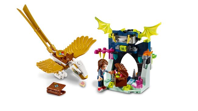 Emily Jones & the Eagle Getaway, LEGO 41190, spiele-truhe (spiele-truhe), Elves, Hamburg, Abbildung 6