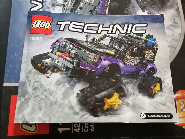 Extreme Adventure, Lego 42069, Stefan Smith, Technic, Brits, Image 2