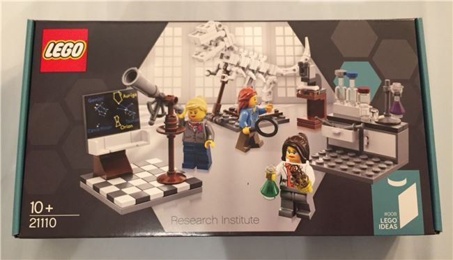 Research Institute, Lego 21110, Gohare, Ideas/CUUSOO, Tonbridge, Abbildung 3