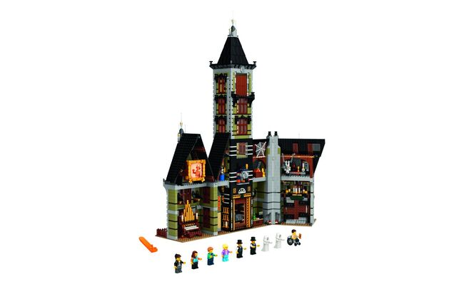 Haunted House, Lego 10273, Creations4you, Modular Buildings, Worcester