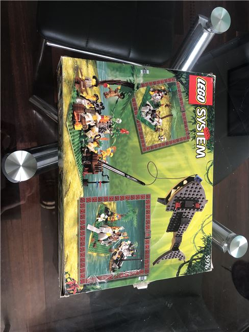 Legit System - 5976 - River Expedition W/Box, Lego 5976, Nick , Adventurers, Perth, Image 3