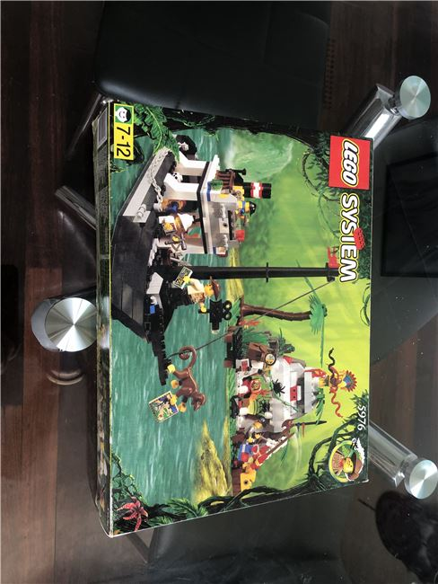 Legit System - 5976 - River Expedition W/Box, Lego 5976, Nick , Adventurers, Perth, Image 2