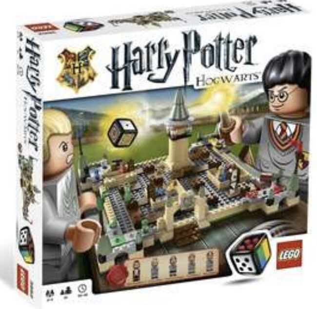 LEGO® 3862 - Harry Potter Hogwarts Spiel, Lego 3862, Günther, Harry Potter, Anger