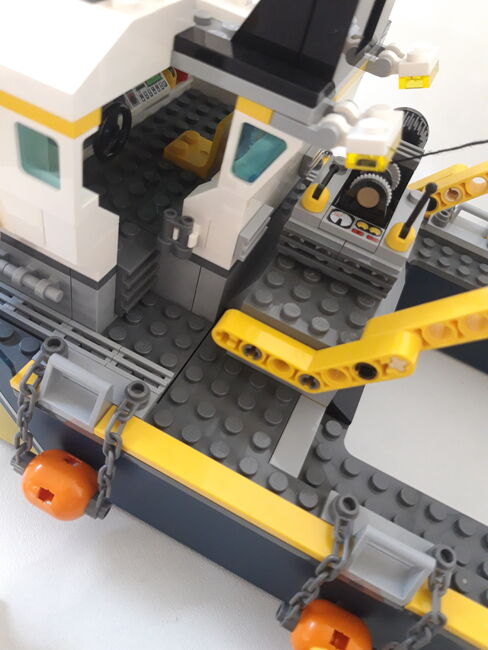 LEGO City Deep Sea Exploration Vessel (60095) 100% Complete retired, Lego 60095, NiksBriks, Town, Skipton, UK, Image 6