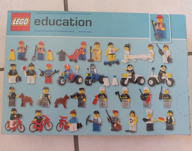 Lego Educational Community Workers for Sale, Lego 9247, Tracey Nel, other, Edenvale, Image 2