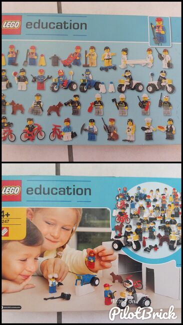 Lego Educational Community Workers for Sale, Lego 9247, Tracey Nel, other, Edenvale, Image 3