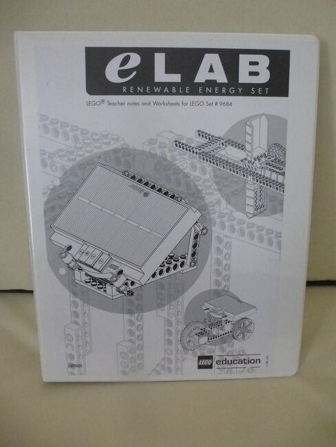 Lego eLab Renewable Energy Set II, Lego 9684, Neil Lyons, other, Ware, Image 2
