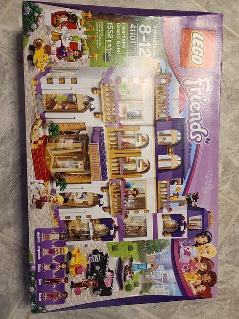 ᐅ New Nib Set Lego 41101 Friends Heartlake Grand Hotel From Tanya Pilotbrick In