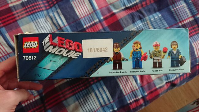 The LEGO Movie 70812 Creative Ambush 100% complete Used in great condition, Lego 70812, Stephen Wilkinson, The LEGO Movie, rochdale, Image 3