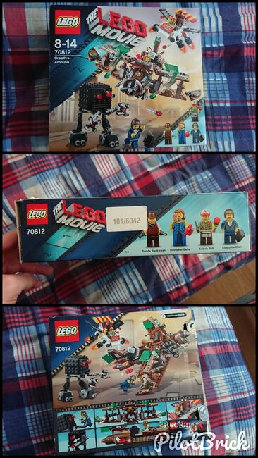 The LEGO Movie 70812 Creative Ambush 100% complete Used in great condition, Lego 70812, Stephen Wilkinson, The LEGO Movie, rochdale, Image 4