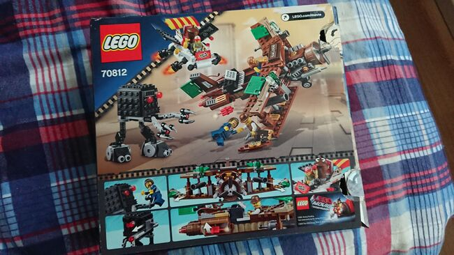 The LEGO Movie 70812 Creative Ambush 100% complete Used in great condition, Lego 70812, Stephen Wilkinson, The LEGO Movie, rochdale, Image 2