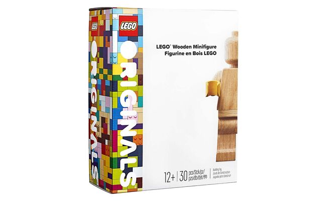 Lego Wooden Minifigure, Lego 853967, Creations4you, Sculptures, Worcester, Image 5