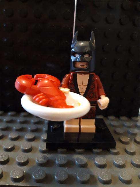 Lobster Lovin' Batman NEW! LEGO BATMAN MOVIE MINIFIGURES 71017