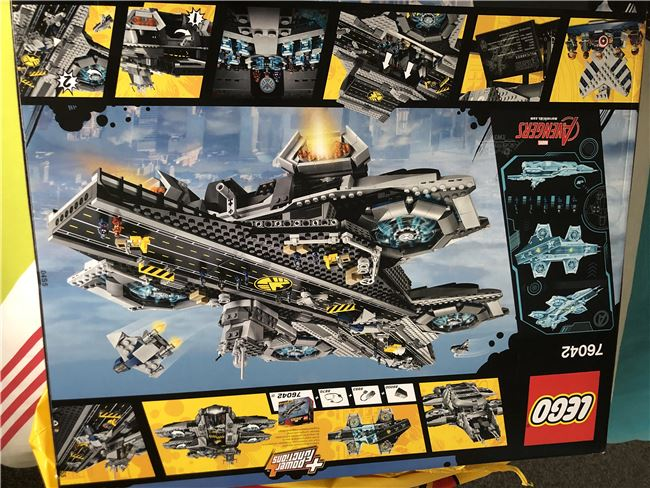 Marvel helicarrier, Lego 76042, Thomas Dempsey, Super Heroes, Image 2