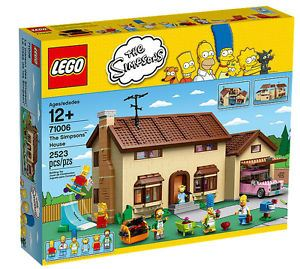 The Simpsons House, Lego 71006, Sam Mendes, Town, Edenvale, Image 2