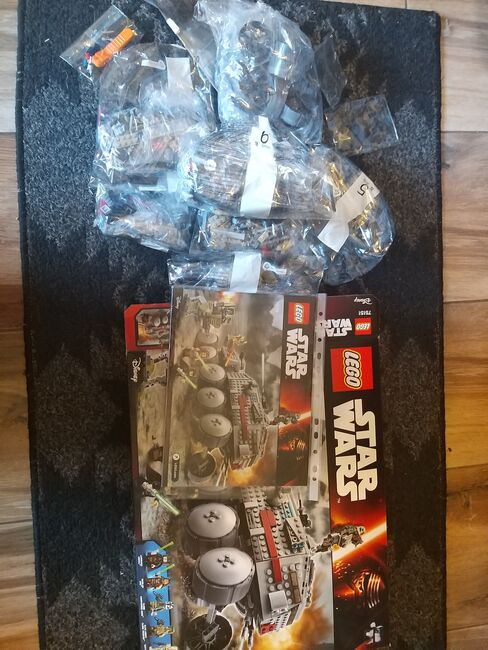 Star Wars - Clone Turbo Tank (Used), Lego 75151, Tiaan Grove, Star Wars, Vanderbijlpark, Image 2