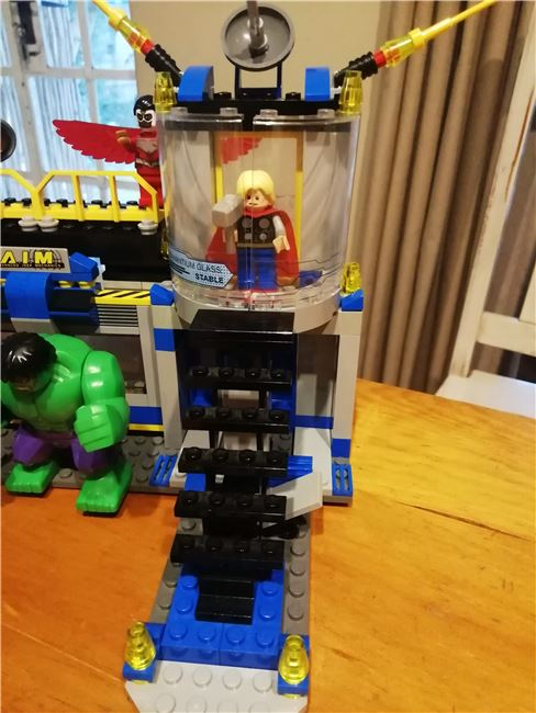 Super Heroes - Hulk Smash Lab, Lego 76018, Laura, Super Heroes, Cape Town, Image 6