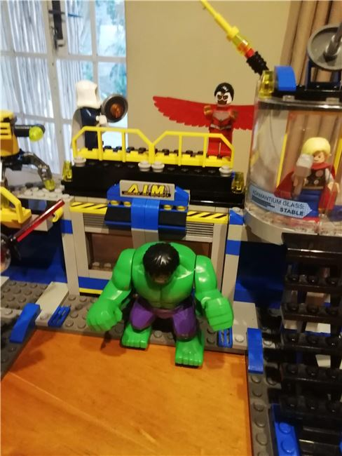 Super Heroes - Hulk Smash Lab, Lego 76018, Laura, Super Heroes, Cape Town, Image 4