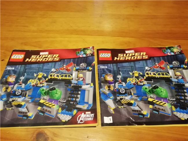 Super Heroes - Hulk Smash Lab, Lego 76018, Laura, Super Heroes, Cape Town, Image 2
