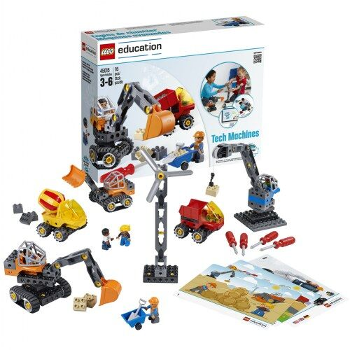 Tech Machines 95 pcs, Lego 45015, Emsie Banister, other, Boksburg