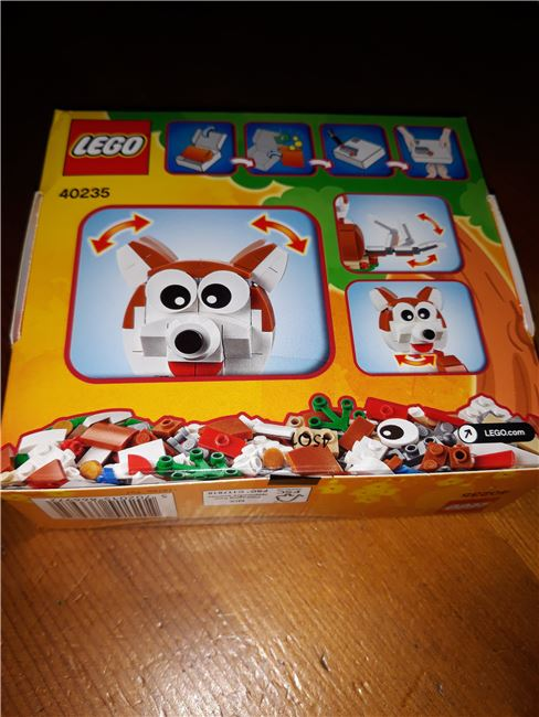 Year of the Dog., Lego 40235, Gazza B., other, Plymouth., Image 2