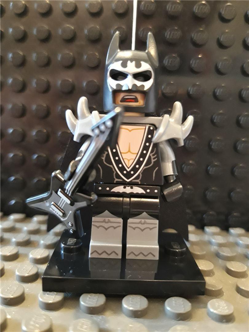 ᐅ New/NIB Set ⇒ Lego 71017-2 Glam Metal minifigure, The ...
